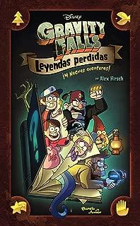 Gravity Falls. Leyendas Perdidas (English and Spanish Edition)