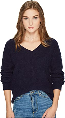 Corley Fuzzy Knit Sweater