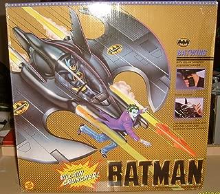 Batman Batwing Vintage 1989 Mint in Box & Sealed Toy Biz Movie