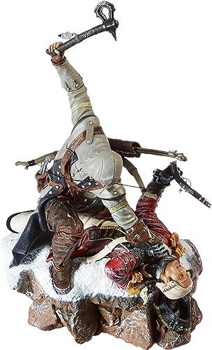 Assassin's Creed AC III  Connor - The Last Breath Statue