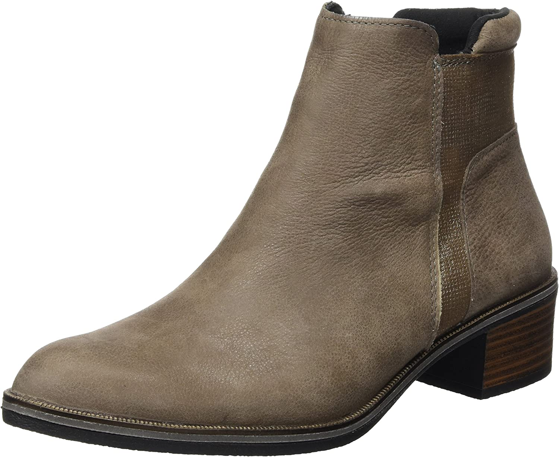Comfortabel Damen Stiefel Beige, 961594-8