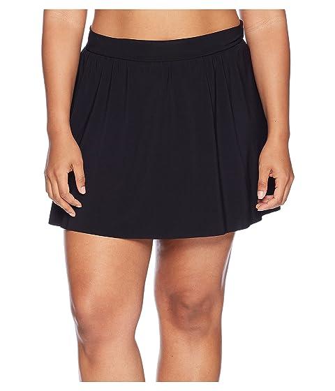 Magicsuit Plus Size Jersey Tennis Skirt Bottom At Zappos