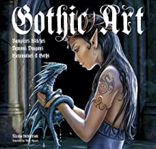 Gothic Art: Vampires, Witches, Demons, Dragons, Werewolves & Goths (Inspirations & Techniques)