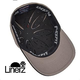 Linerz Bump Cap Hat Insert 1/8 inch Foam With Flexible Shell Layer