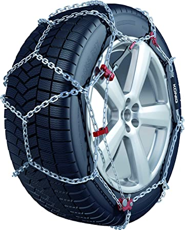 KONIG XB-16 265 Snow chains, set of 2: image