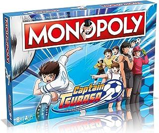 Winning Moves Monopoly Captain Tsubasa Olive ET Tom, 0288