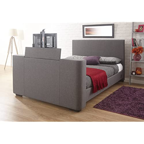 Stupendous Double Tv Bed Amazon Co Uk Gmtry Best Dining Table And Chair Ideas Images Gmtryco