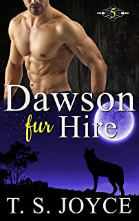 Dawson Fur Hire (Bears Fur Hire Book 5)