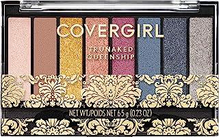 Covergirl TruNaked Eyeshadow Palette, 845 Queenship