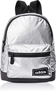 adidas Womens Backpack, Silver - FM4334