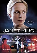 Janet King, Series 2: The Invisible Wound