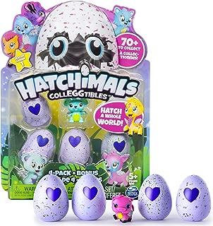 Hatchimals Colleggtibles 4 Pack + Bonus Season 1