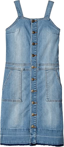 Hudson Kids - Kelly Denim Tank Dress (Big Kids)