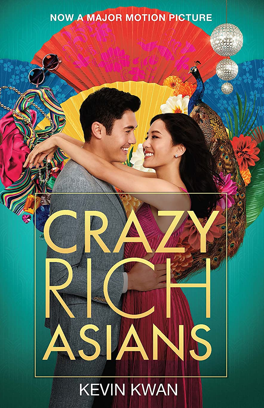 樹皮崖落ち込んでいるCrazy Rich Asians (English Edition)
