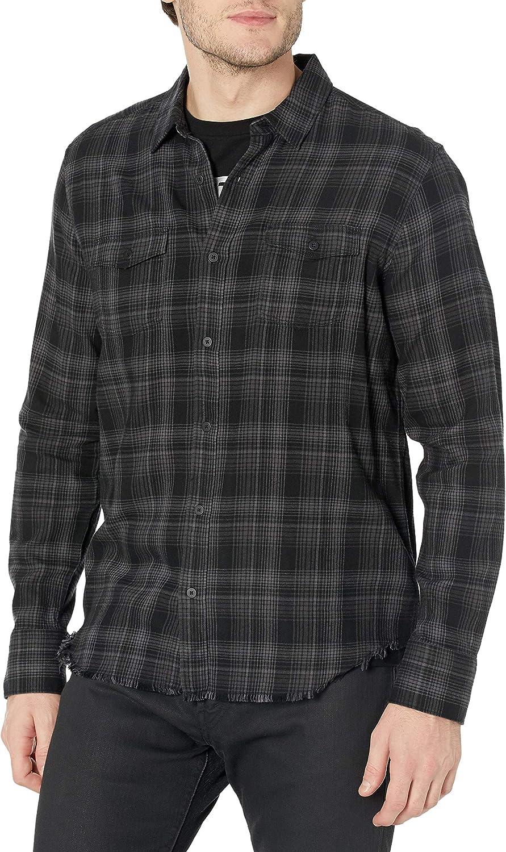 PAIGE Men's Everett Long Sleeve Shirt