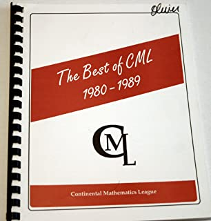 The Best Of CML 1980-1989