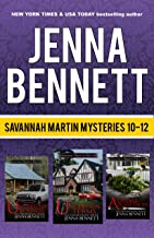 Savannah Martin Mysteries Box Set 10-12: Unfinished Business, Adverse Possession, Uncertain Terms (Savannah Martin Mysteri...