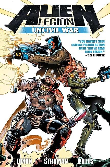 Alien Legion: Uncivil War (English Edition)