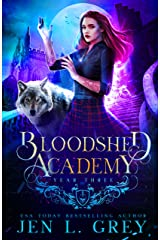 Year Three (Bloodshed Academy Book 3) (English Edition) Format Kindle