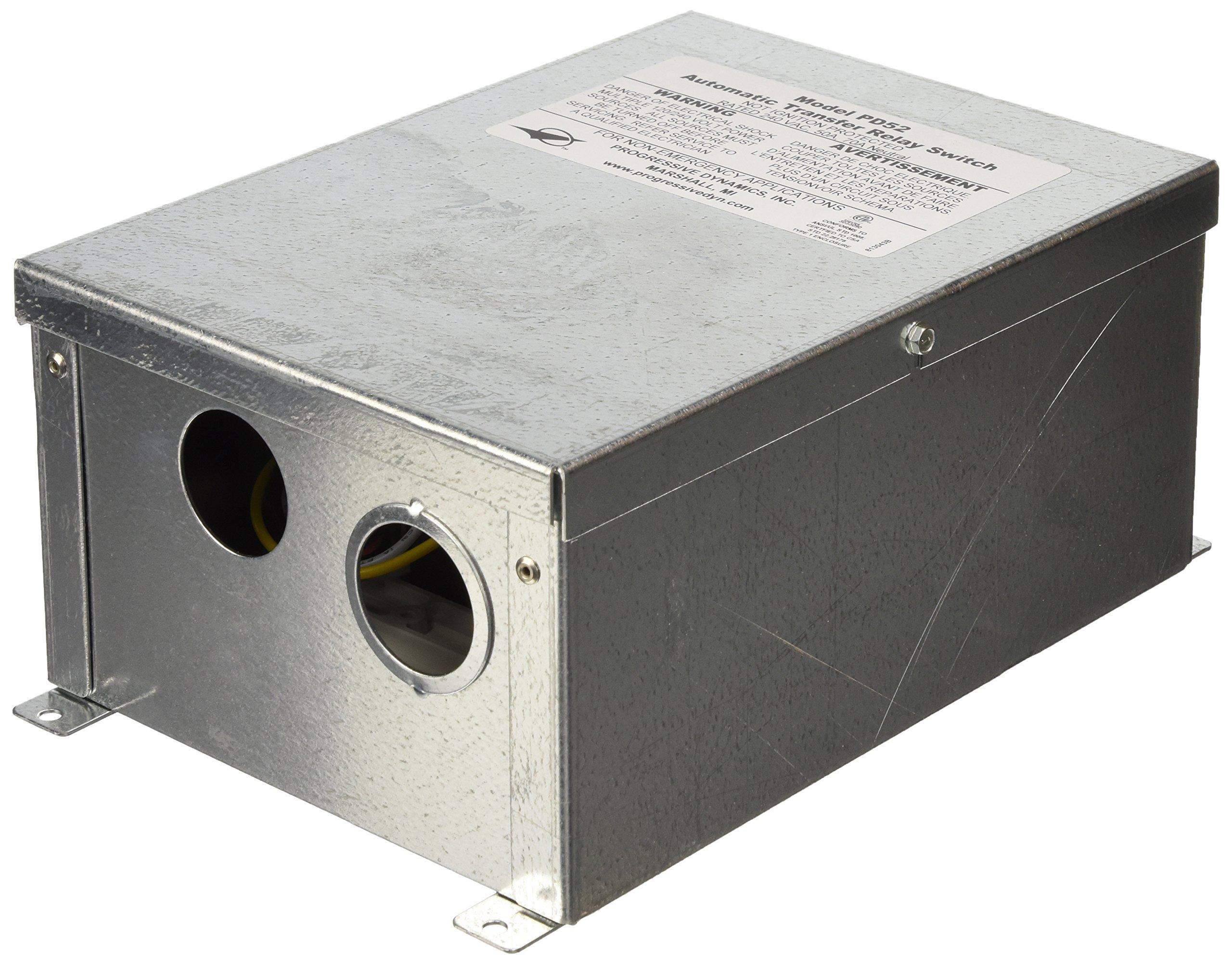 Progressive Dynamics PD52V Automatic Transfer