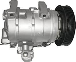 RYC Remanufactured AC Compressor and A/C Clutch AEG335