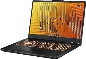 """ASUS TUF Gaming F17 Gaming Laptop, 17.3"""" 144Hz FHD IPS-Type Display, Intel Core i5-10300H, GeForce GTX 1650 Ti, 8GB..."""