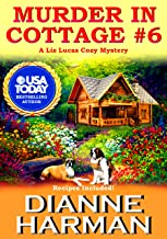 Murder in Cottage #6 (A Liz Lucas Cozy Mystery Book 1) (English Edition)