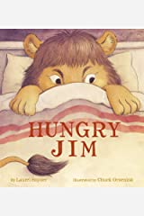 Hungry Jim: (Children's Emotion Books, Animal Books for Kids, Funny Children Books) Kindle Edition
