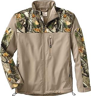 Legendary Whitetails Mens Hurricane Softshell Jacket