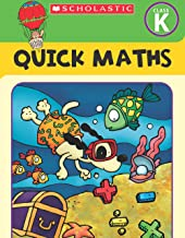 Quick Maths Workbook Kindergarten