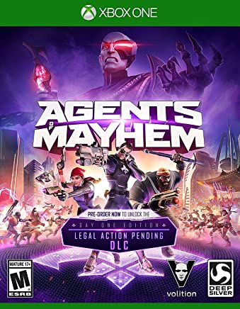 Agents of Mayhem - Day 1 Edition - XBox One