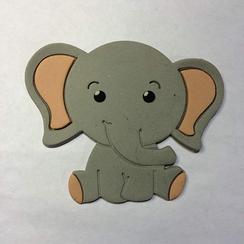 Baby Elephant 101 Cookie Cutter Set 4 Inch