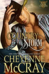 Country Storm (King Creek Cowboys Book 3) Kindle Edition