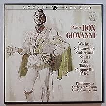 Mozart : Don Giovanni / Carlo Maria Giulini, Philharmonia Orchestra & Chorus
