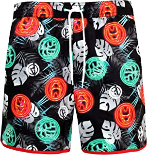 marvel men's swim trunks