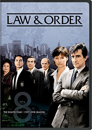 Law & Order: The Eighth Year [Importado]