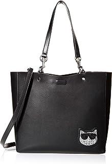 حقيبة حمل مزينة برسمة أديل باريس من كارل لاغرفيلد