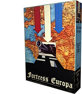 Fortress Europa Avalon Hill World War II Western Europe Campaign (1980) Game