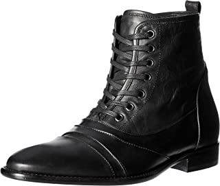 Brando Men's Getullo Boots, Nero