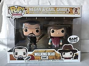 pop the walking dead carl