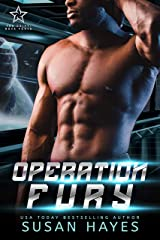 Operation Fury (The Drift: Nova Force Book 3) Kindle Edition