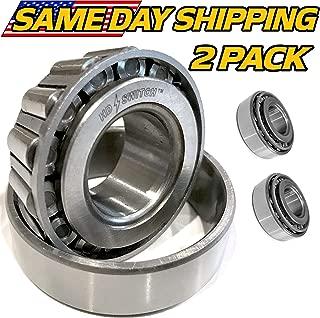 (2 Sets) Bad Boy 010-7001-00 Front Wheel Fork Caster Bearing ZT, CZT, PUP AOS - HD Switch