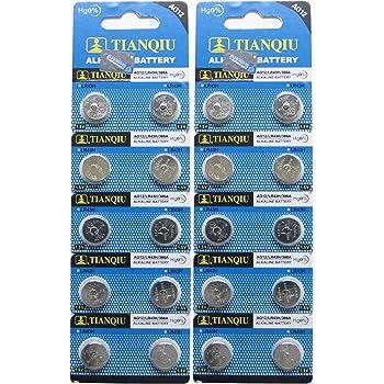 30 Count BlueDot Trading AG12 LR43 Battery
