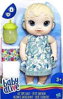Hasbro Baby Alive Lil' Sips Baby, Multi-Colour, E0385