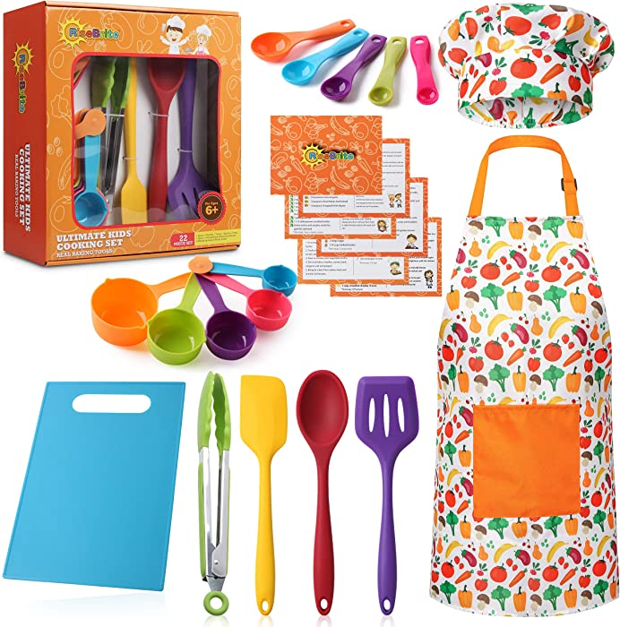 The Best Kids Cooking Kits With Food