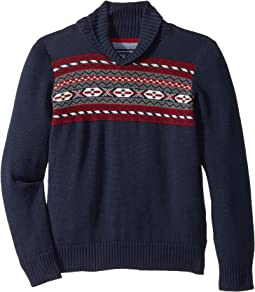 Tommy Hilfiger Kids - Fair Isle Sweater (Big Kids)