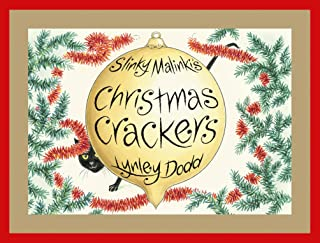 Slinky Malinki Christmas Crackers