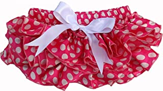 ES Kids Bloomers - Pink with white dots, Pink