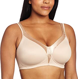 Playtex Women's 18 Hour Sensational Sleek Wirefree Full Coverage Bra #4803 - coolthings.us