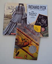 Book Sets Richard Peck Books : The River Between us - A Long Way from Chicago - The Teacher's Funeral (An Unofficial Box Set)